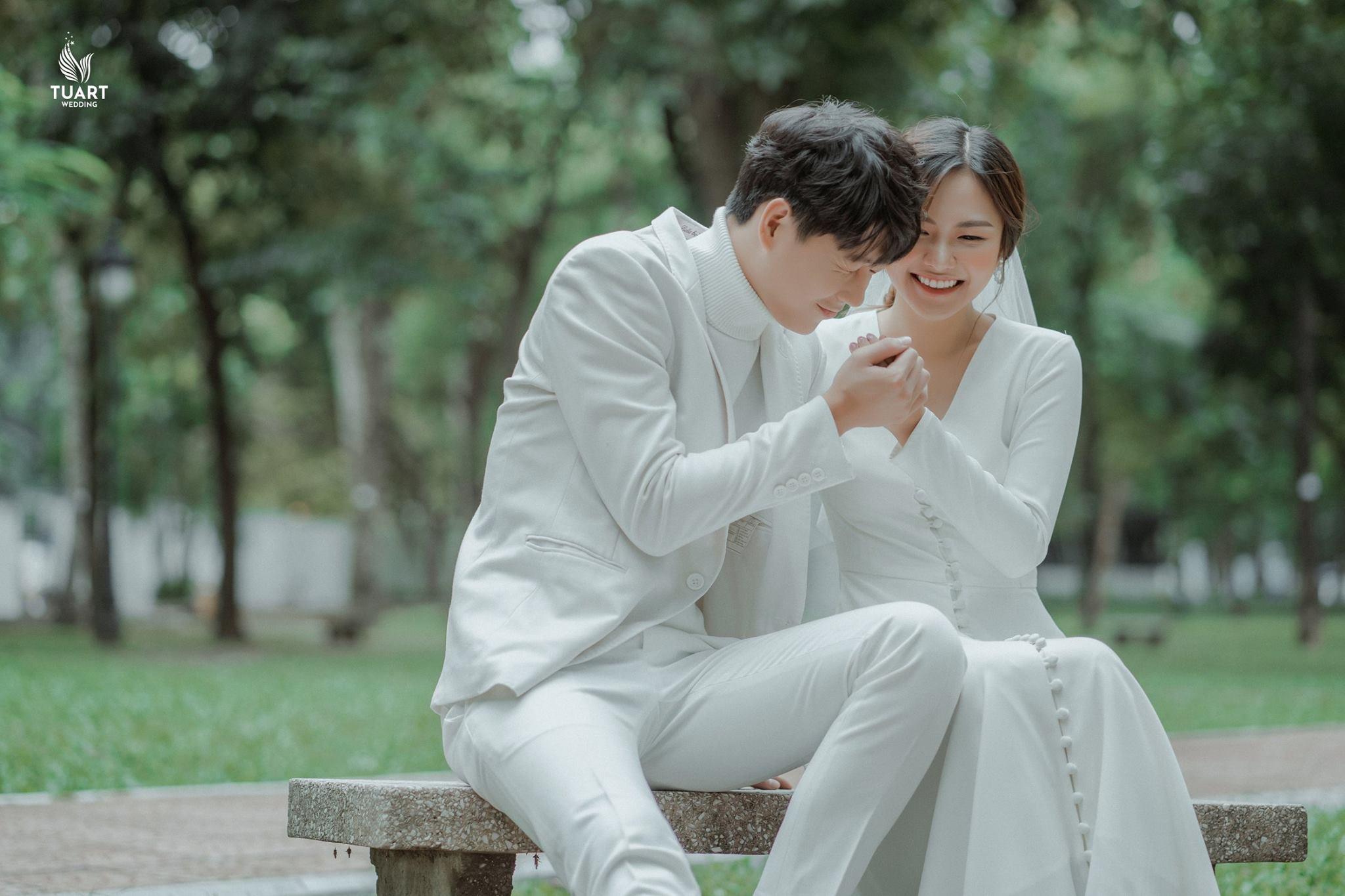 Album chụp ảnh cưới đẹp Hà Nội