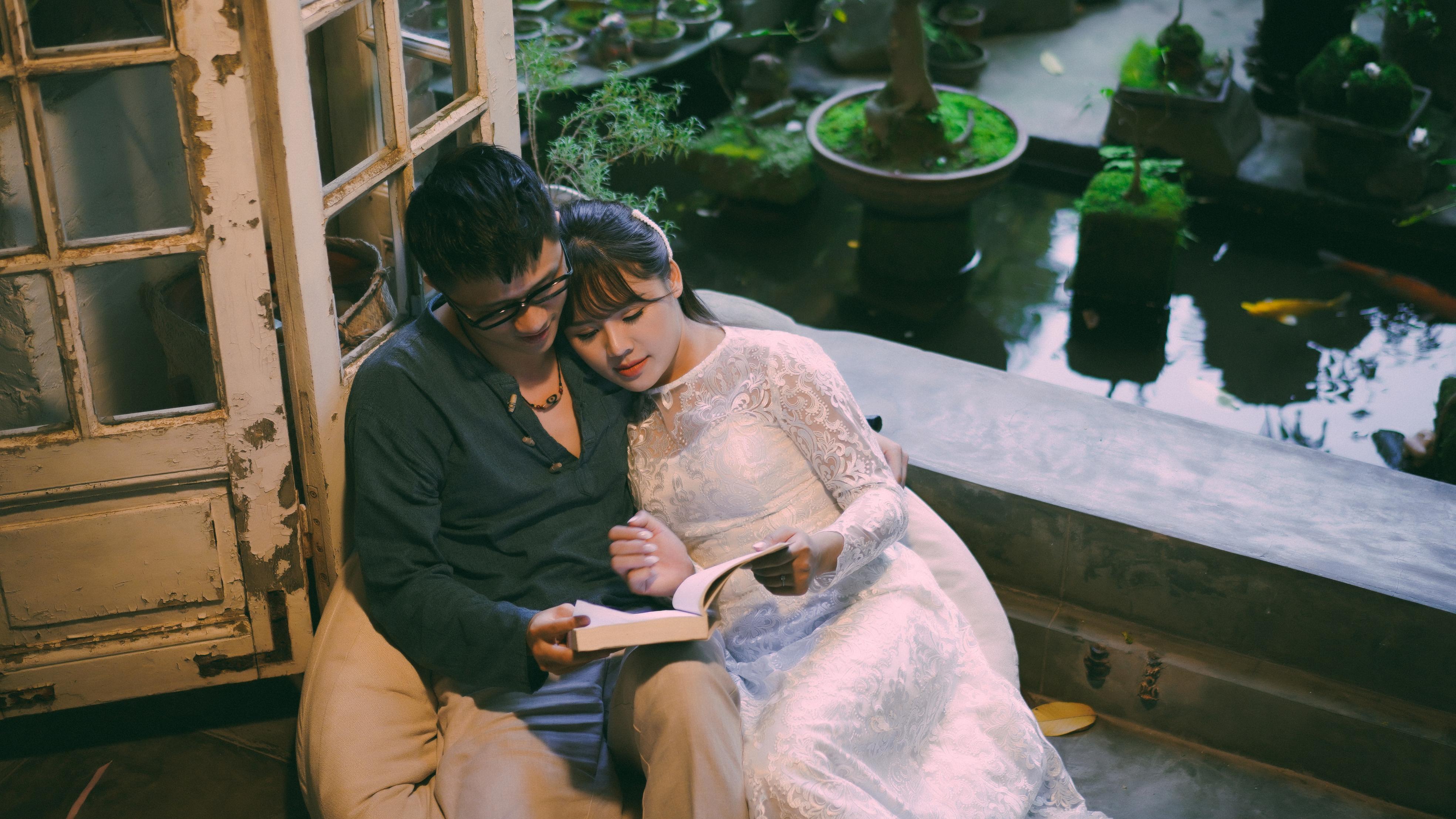 Album ảnh cưới đẹp tại Hà Nội